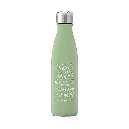 Bouteille isotherme 500 ml - La belle vie
