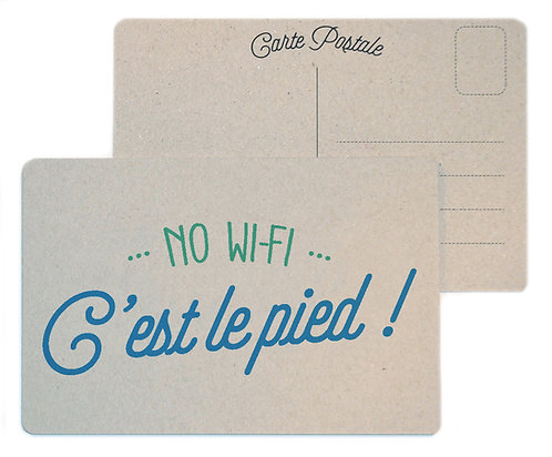 Carte No Wifi