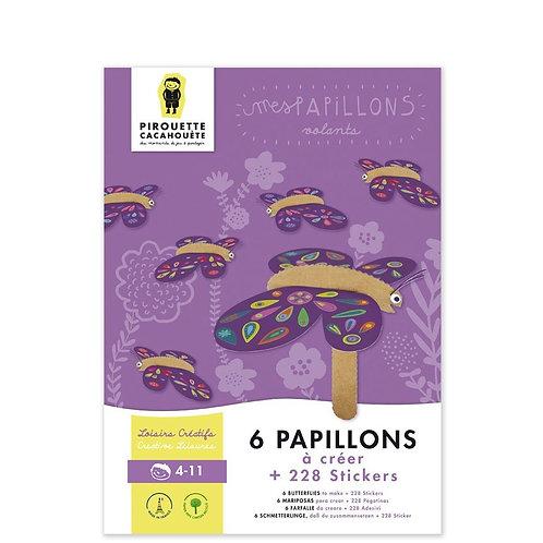 Kit Créatif - Papillons Volants