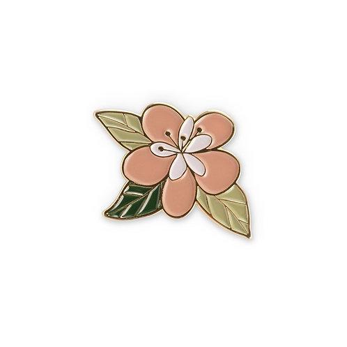 Pin's émaillé - Fleur Tropicale