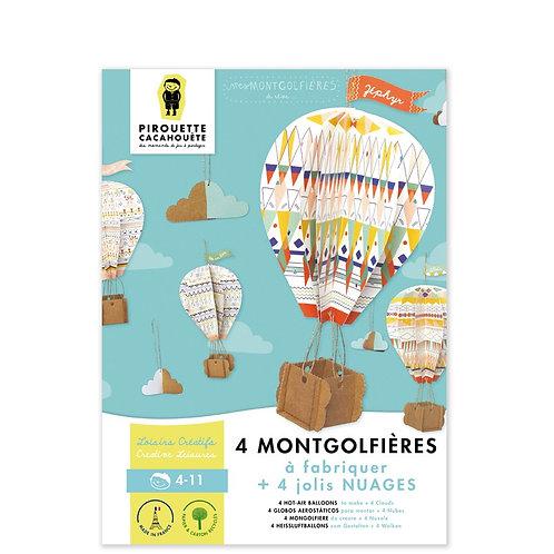 Kit Créatif - Montgolfière