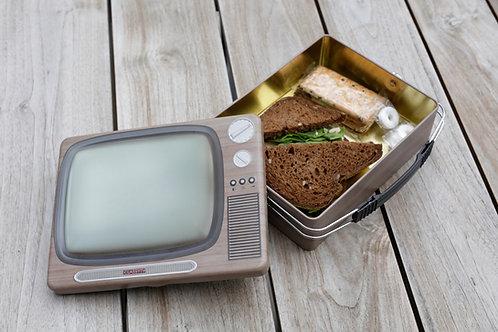 Boîte à lunch TV Vintage