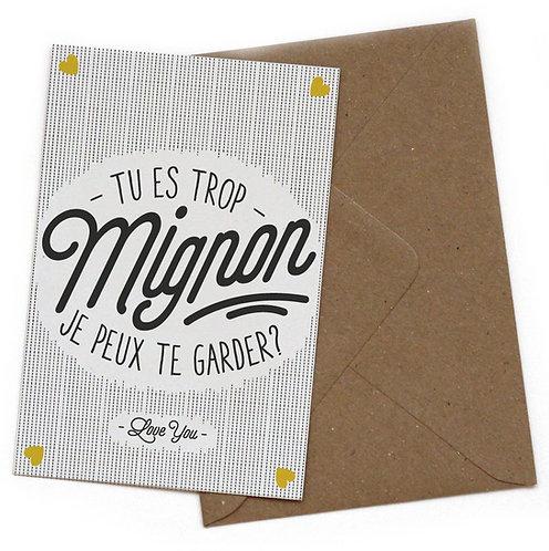 Carte Mignon