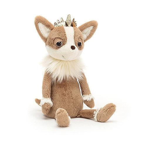 Peluche - Princesse Chihuahua