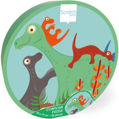 Puzzle - Dino