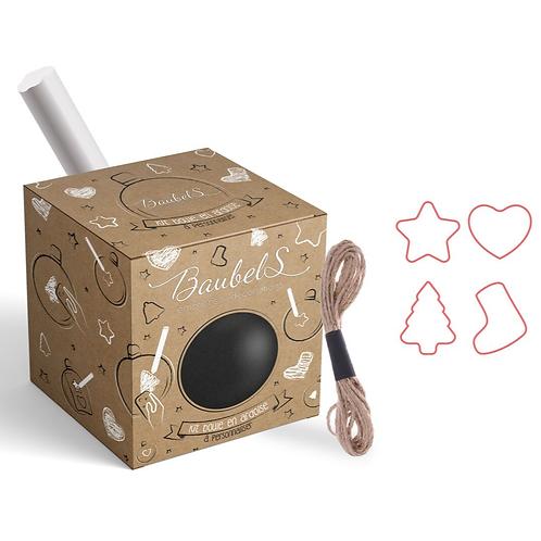 Boule de Noël - Kit DIY Ardoise