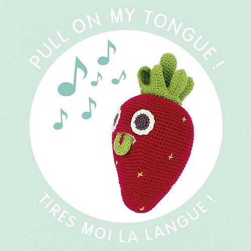George Strawberry La boîte à Musique - MyuM