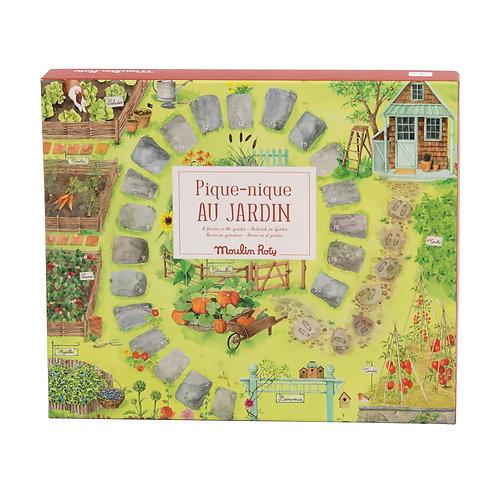 Jeu de Pique-nique - Le Jardin du Moulin
