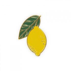 Pin's émaillé - Citron
