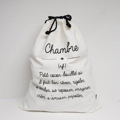 """Baluchon XXL """"Chambre"""""""