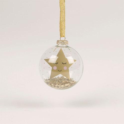"""Boule """"Une étoile est née"""""""