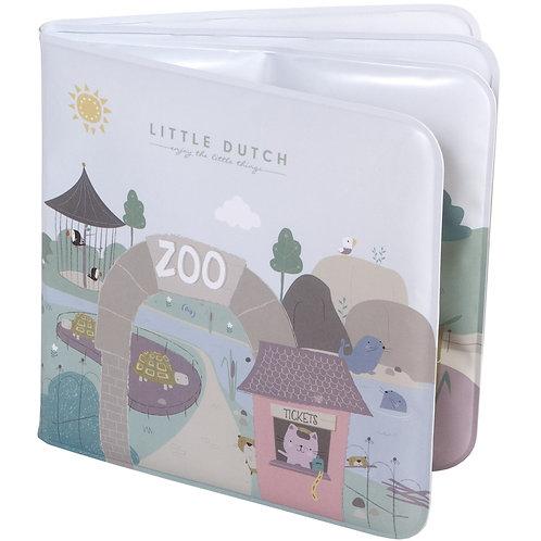 Livre de bain - Zoo