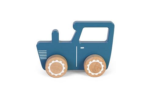 Voiture en bois - Tracteur