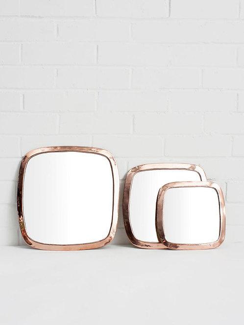 Miroir - Rose Cuivré