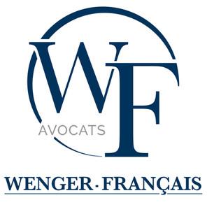 Conception de l'identité visuelle du Cabinet d'avocats WENGER-FRANCAIS
