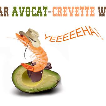 "ON S'EN FOOD : Série ""avocat-crevette"" #1.1"
