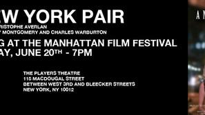 Le Film A New York Pair au Manhattan Film Festival