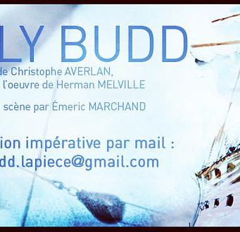 """Promotion de la pièce """"Billy Budd"""""""