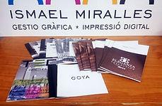 Imprenta Miralles Vila-real revistes