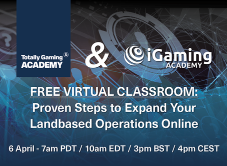 Free Webinar - Expanding Your Operations Online