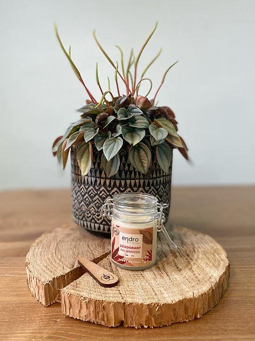 Baume déodorant palmarosa