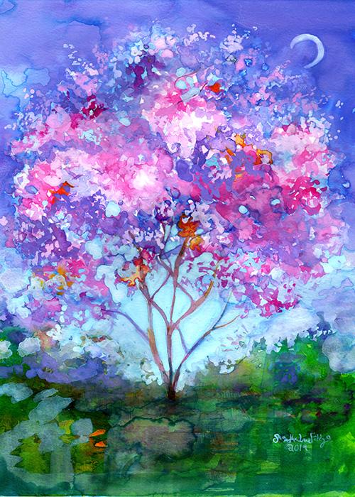 April Tree 2019