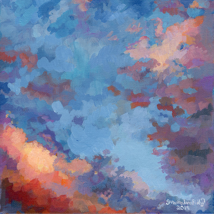 July Clouds001