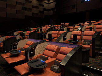 Luxury Dine-in Movie Theater in Fort Lee, NJ
