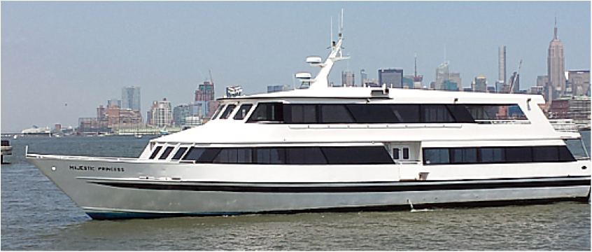 Weehawken NJ Cruise