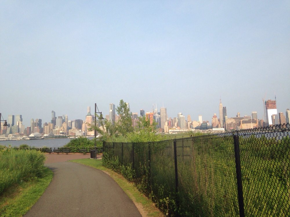 Weehawken Waterfront Park and Recreation Field