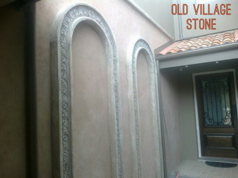 Old Frenchtown Tall Arches