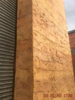 Rammed Earth Sealed
