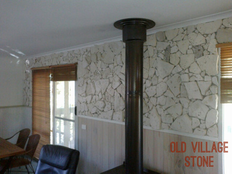 Portsea limestone Render Stone