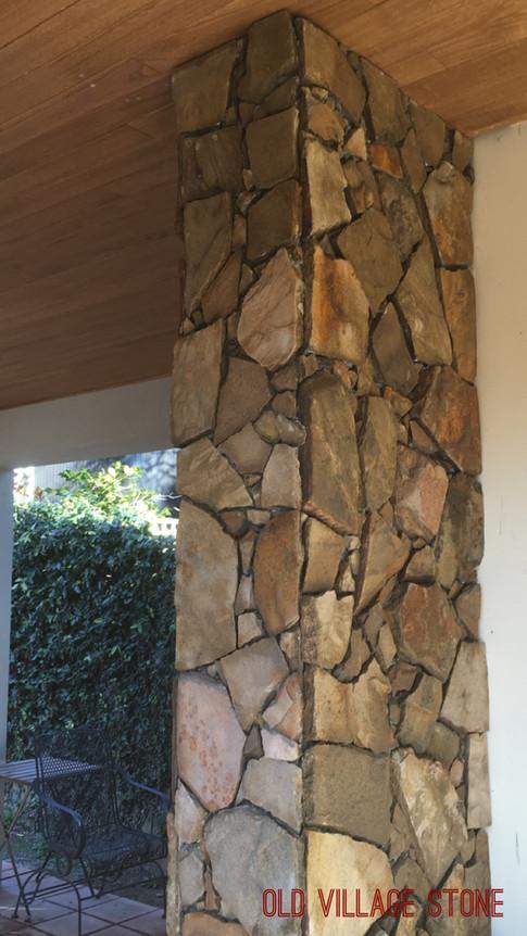 Castlemaine Drystack Pillar