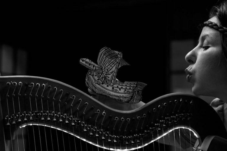 Zgodba o harfi