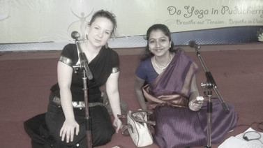 Journey of chanting