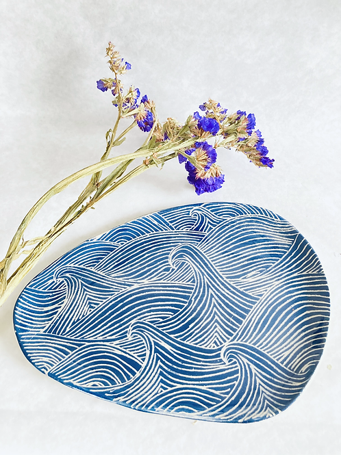 Flat plate WAVE - medium size