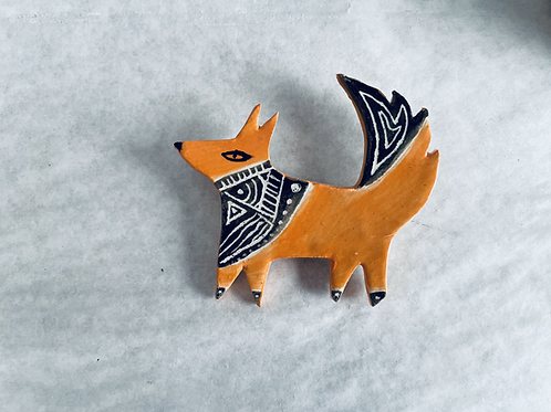ZveNrinica LiSiCA / Beasty fox