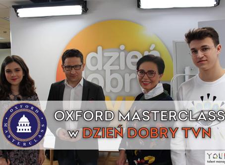 Oxford MasterClass w DDTVN!