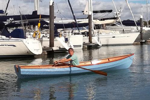 """15'4"""" Rowing Skiff"""