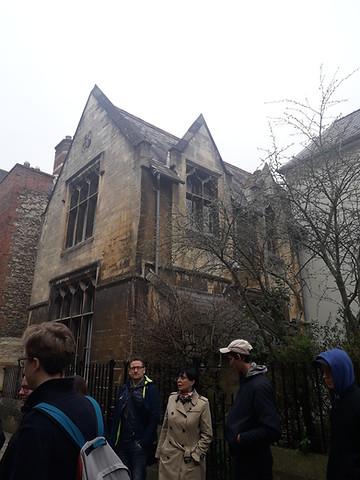 University of Oxford, wrzesień 2018