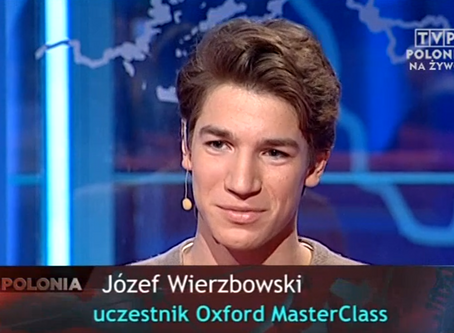 Oxford MasterClass w Halo Polonia