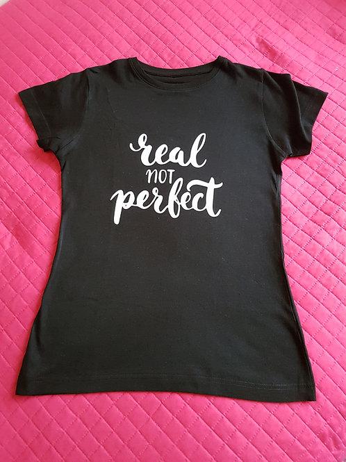 Polera Mujer Real Not Perfect
