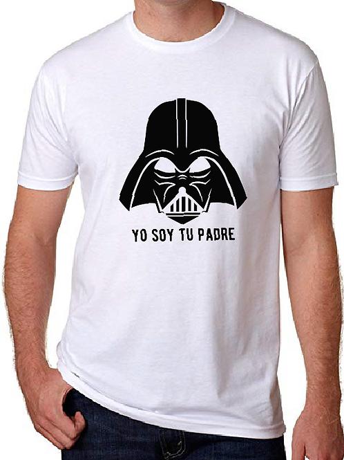 """Polera Día del Padre """"Yo Soy Tu Padre"""""""