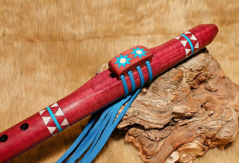 Purple Heart Native American Flutes