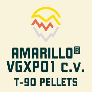 11 lbs. Amarillo Hop pellets - 2020 Crop Year