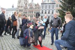 mr rambour kerstmarkt Antwerpen 2016