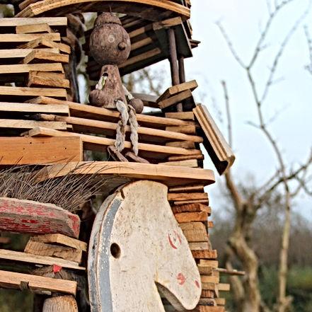 boom tevreden verhalen luisteren relax poëzie straattheater