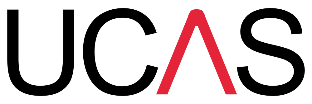 An image showing the UCAS logo.