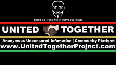United Together Project Black Wallpaper.
